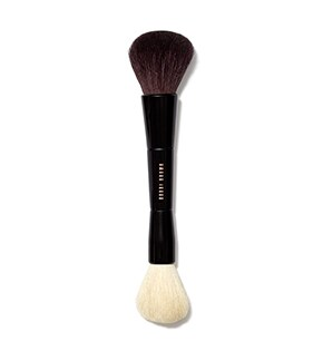 Dual-Ended Bronzer/Face Blender Brush